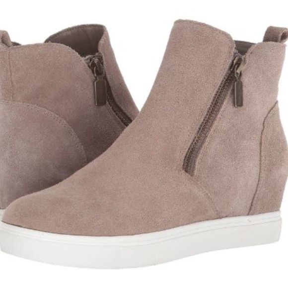 Blondo Giselle Waterproof Sneaker Taupe